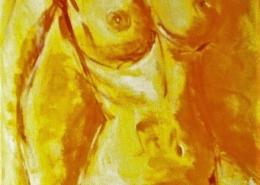 Galerie Susanne Herbold Originalwerk Akt 3