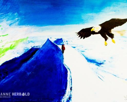 Galerie Susanne Herbold Originalwerk Atmosphere