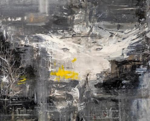 Galerie Susanne Herbold Originalwerk Beauty of Grey