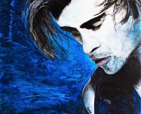 Galerie Susanne Herbold Originalwerk Blue 2