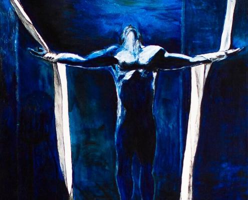 Galerie Susanne Herbold Originalwerk Blue3