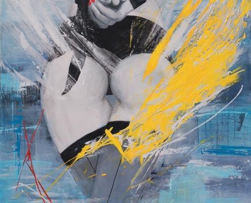 Galerie Susanne Herbold Originalwerk Chris