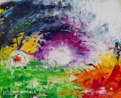 Galerie Susanne Herbold Originalwerk Continuous Beginnings