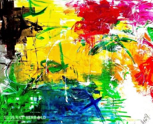 Galerie Susanne Herbold Originalwerk Crossin