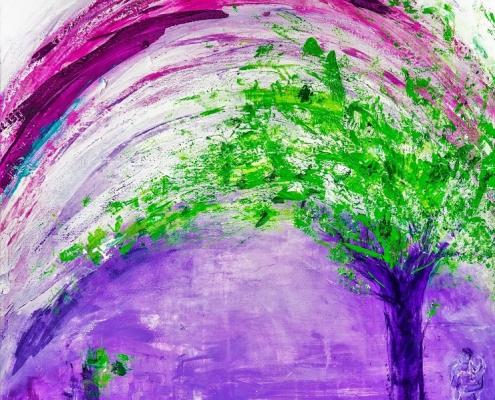 Galerie Susanne Herbold Originalwerk El Árbol
