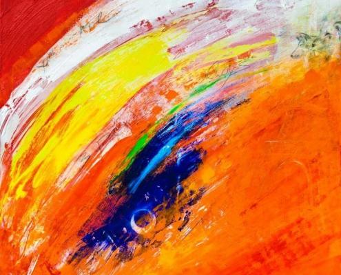 Galerie Susanne Herbold Originalwerk El Viaje