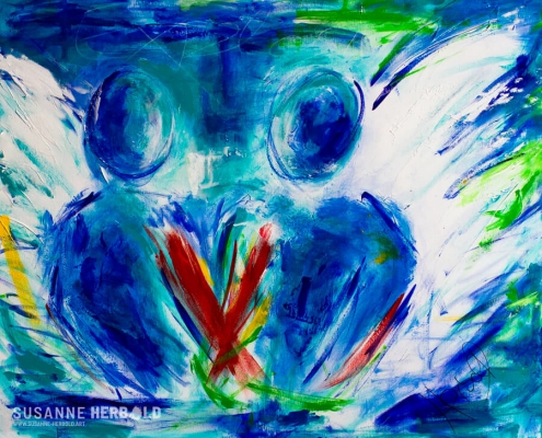 Galerie Susanne Herbold Originalwerk Explosive