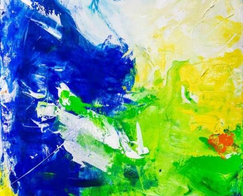 Galerie Susanne Herbold Originalwerk Gentleness