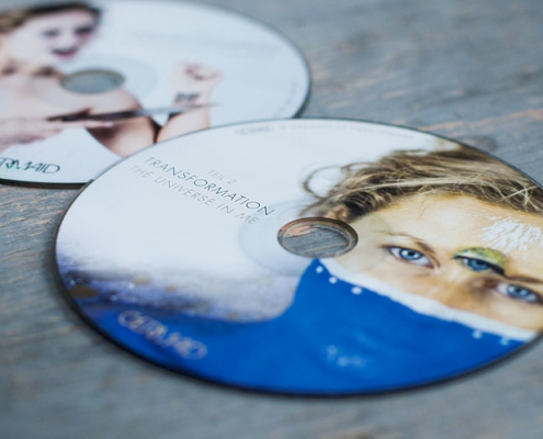 Doppel-CD Tranformation von Germaid Ponge