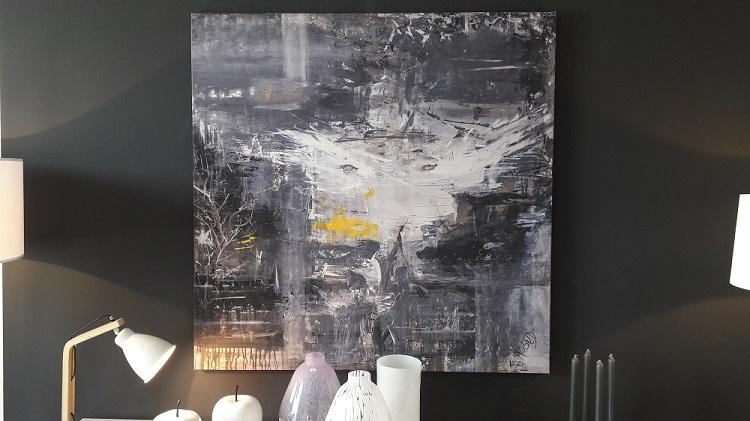 Leinwand Edition Beauty-of-Grey