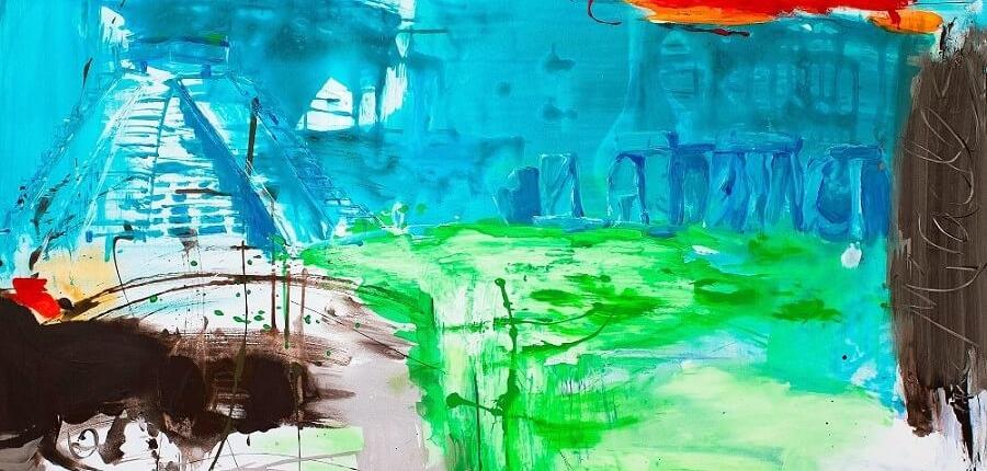 Galerie Susanne Herbold Originalwerk Miracles