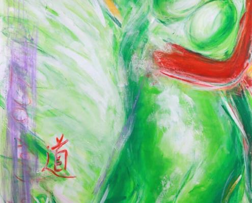 Galerie Susanne Herbold Originalwerk No Way Out