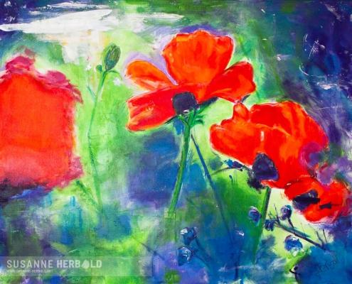 Galerie Susanne Herbold Originalwerk Not Alone