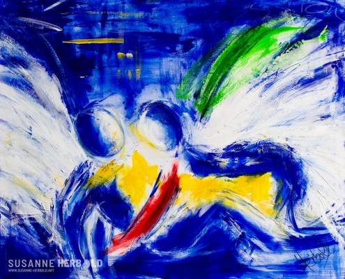 Galerie Susanne Herbold Originalwerk Passion