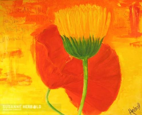 Galerie Susanne Herbold Originalwerk Sommerliebe