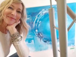 Susanne Herbold vor H2O