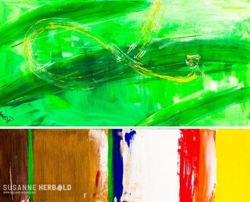 Galerie Susanne Herbold Originalwerk Temptations