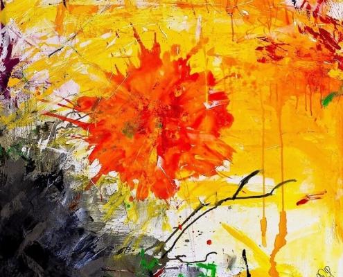 Galerie Susanne Herbold Originalwerk Treasure