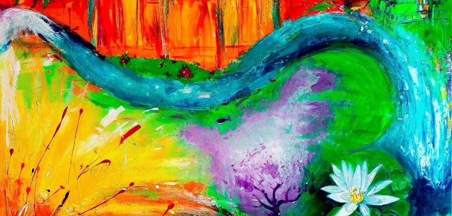 Galerie Susanne Herbold Originalwerk Visions